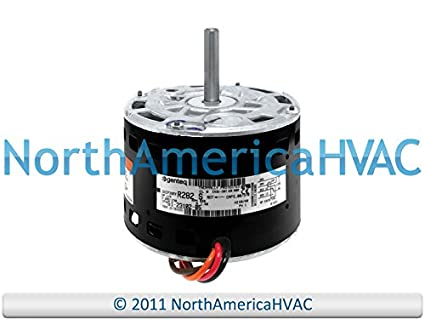 51-23103-05 - Ruud OEM Furnace Blower Motor 1/8 HP 230 V 825 RPM