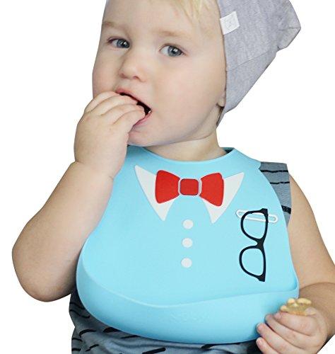 Nuby Go Silicone Feeding Blue