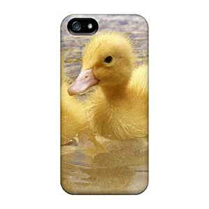 Hot Fashion Plr8046FsHI Design Cases Covers For Iphone 5/5s Protective Cases (ducklings)