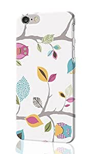"""Kids Party Owls birds trees Bedroom Nursery Childrens 3D Rough iphone 6 -4.7 inches Case Skin, fashion design image custom iPhone 6 - 4.7 inches , durable iphone 6 hard 3D case cover for iphone 6 (4.7""""), Case New Design By Codystore"""
