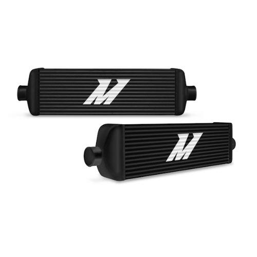 Mishimoto MMINT-UJB Universal Intercooler J-Line, Black