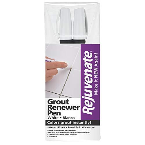 Rejuvenate White Grout Restorer Marker Pens Renew Your Grout