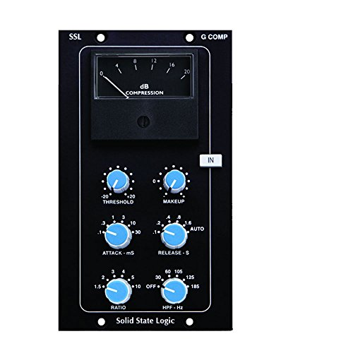 Ssl Stereo Bus Compressor for 500 Series