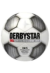 Derbystar Ball Chicago TT, Weiß/Grau, 5, 1246500199