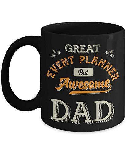 Event planner Dad Gift Coffee Mug