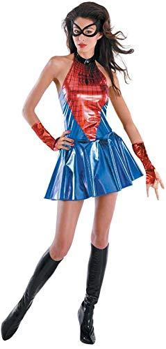 (Marvel Spider Girl Sassy Deluxe Teen Costume Teen)