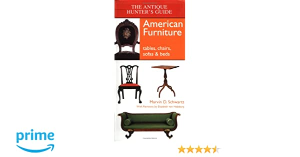 The Antique Hunter\'s Guide to American Furniture: Tables ...