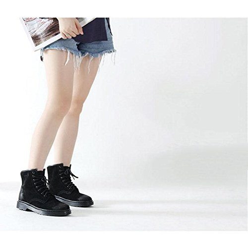 Stivali da donna Stivali piatti macchia Caviglia casual , 41