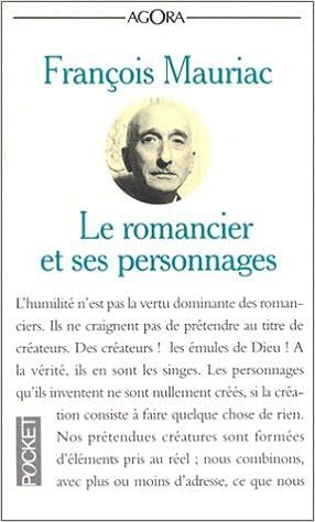 Dissertation le romancier et ses personnages