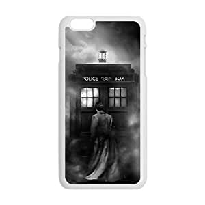 Gloomy Police Box Bestselling Creative Stylish High Quality Hard Case For Iphone 6 Plaus