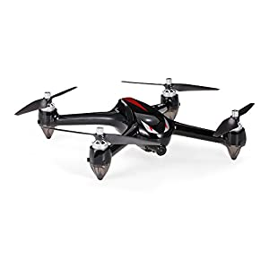 DronesGlobe MJX Bugs 2w [2 Batteries Included] 1080p Camera Drone With Long Battery Life - Long Range Drone With GPS, Altitude Hold, Headless mode and Return to Home by MJX