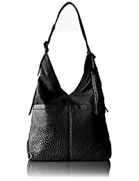 Lucky Brand Women's Lani Shoulder Bag, Black, One Size