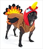 "Turkey Costume for Dogs - Size 5 (14"" l x 18.5"" - 20.5"" g)"