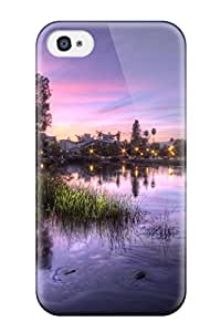 3471383K31180079 Series Skin Case Cover For Iphone 4/4s(locations Los Angeles)
