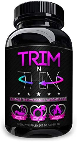 Trim N Thin Thermogenic Weightloss for Women