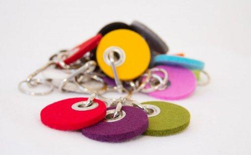 Metz Textil & Design GmbH - Llavero: Amazon.es: Ropa y ...