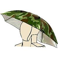 Diadema elástica Patrón de Camuflaje Sun Rain Umbrella