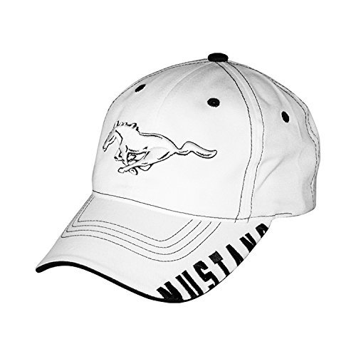 (Ford Mustang Bill Edge 3d Pony Baseball Cap)