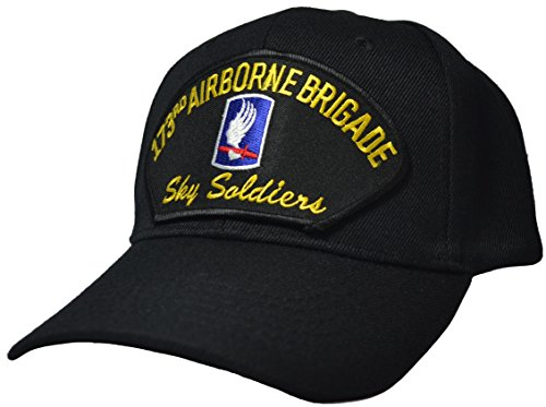 (173rd Airborne Brigade Sky Soldiers Ball Cap)