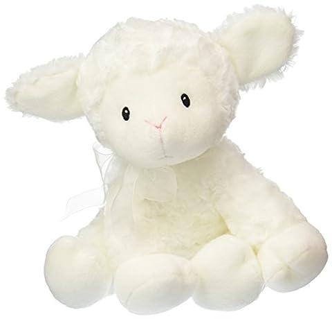 Gund Lena Lamb Musical Stuffed Animal - Gund White Teddy Bear