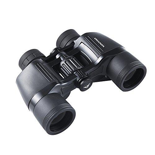 [해외]Polaris Optics SharpView 8X40 Extra Wide보기 1000 야드에서 선명한 파삭 파삭 한보기로 쌍안경을 바라 보는 새. /Polaris Optics SharpView 8X40 Extra Wi
