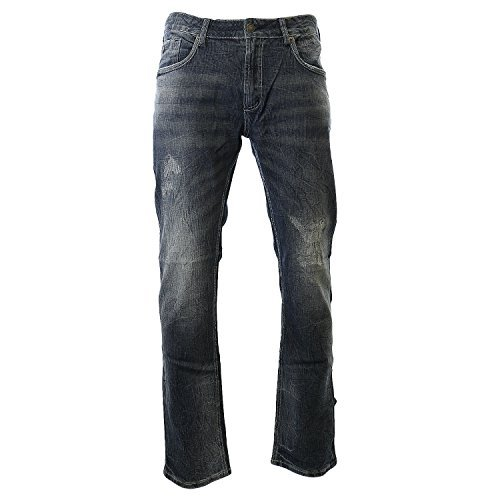 Buffalo David Bitton Men's Ash Skinny Jean in Russell
