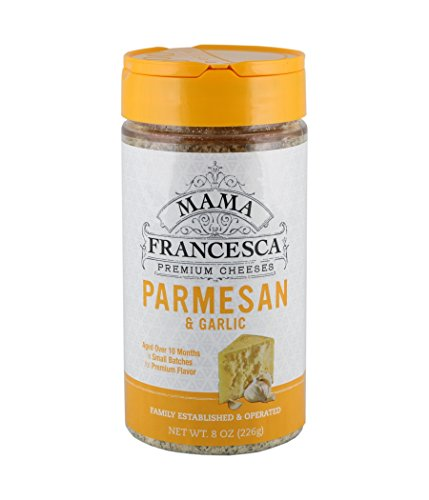 Mama Francesca Premium Parmesan and Garlic Cheese, 8 (Cheese Garlic)