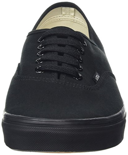 Sneaker – Vans Black Unisex Adulto Authentic Nero 4wwxtOS5q