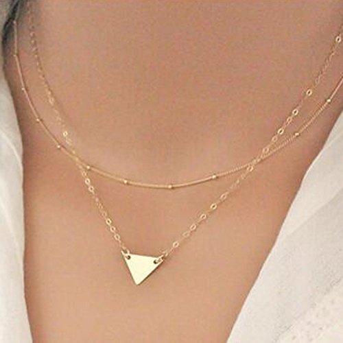 Bridalvenus Layered Necklace Pendant Chokers