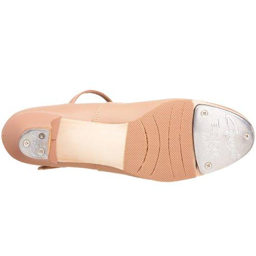 Capezio Mujeres Tap Jr. Footlight Tap Shoe Suntan