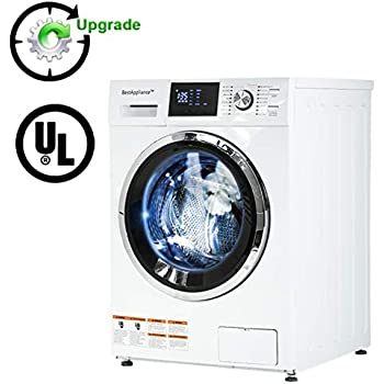 Amazon Com Haier Hlc1700axw Compact Laundry Combo Washer