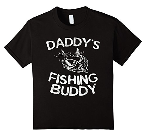 Fishing Buddy Kids T-shirt - 3