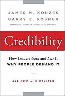 The jossey bass reader on nonprofit and public leadership jossey credibility how leaders gain and lose it why people demand it fandeluxe Images