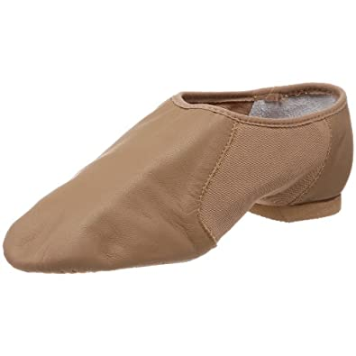 Amazon Com Bloch Women S Neo Flex Slip On Jazz Shoe