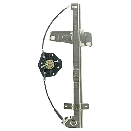 Front Left Driver Side Power Window Regulator without Motor for Jeep Grand Cherokee 1999-2000