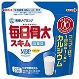 雪印メグミルク 毎日骨太スキム 200g×12袋入×(2ケース)