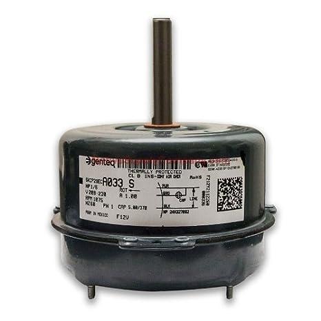 Goodman Janitrol Condenser FAN MOTOR 1//6 HP 208-230v B13400251 B13400-251