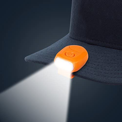 Head Light Hat Led Outdoor Fishing Cap Clip Baseball Head Lamp Camping