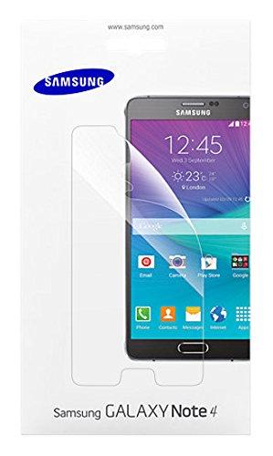 99 opinioni per Samsung ET-FN910CTEGWW Pellicola Protezione Schermo per Galaxy Note 4