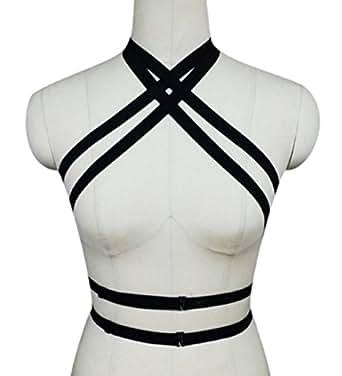 Efashionmx Womens Body Belt Harness Fashion