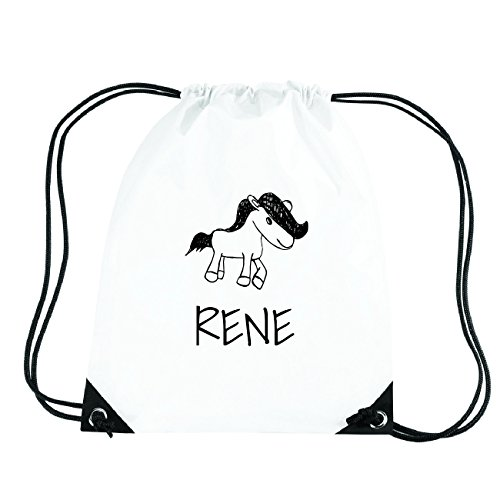 JOllipets RENE Turnbeutel Sport Tasche PGYM5865 Design: Pony xxBDhqzQb