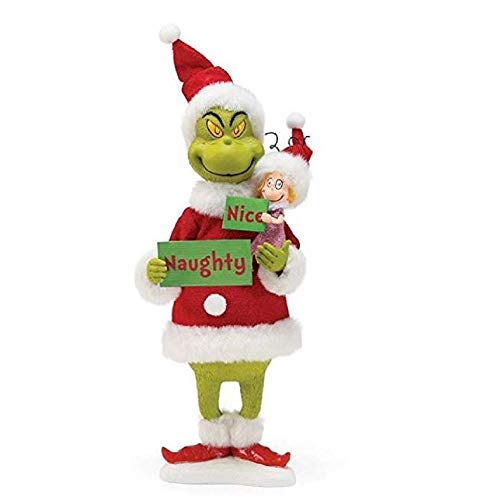 Department 56 Grinch Naughty or Nice, 12
