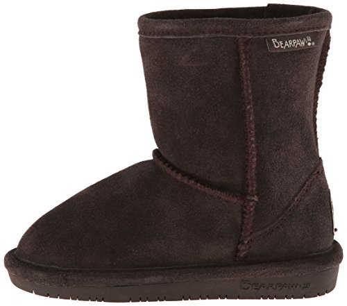 Pictures of BEARPAW Emma 608T Shearling Boot (Toddler) black 5
