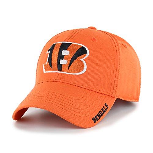- NFL Cincinnati Bengals Adult Start Line Ots Center Stretch Fit Hat, Large/X-Large, Orange