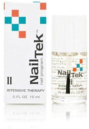 - Nail Tek Intensive Therapy II 0.5 oz by Nail Tek