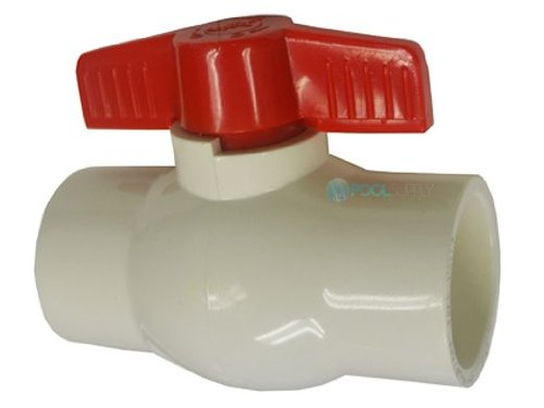 "ZODIAC POOL SYSTEMS INC 6954 BALL VALVE 1.5"" SXS"