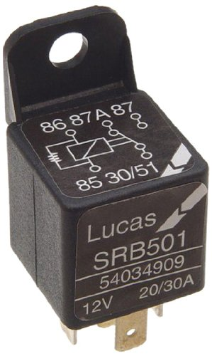 Lucas Electrical Relay by Lucas