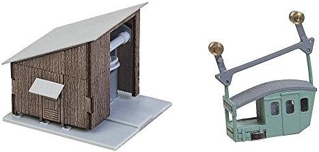 Faller FA 232372–Matériau et Personne Téléphérique, Accessoires pour la modèle, modèle ferroviaire de la Construction