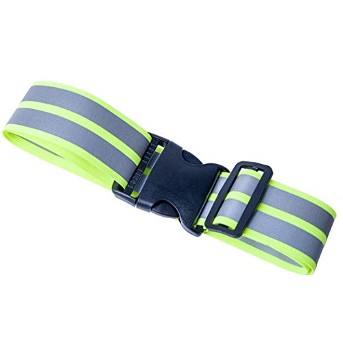 pulsera reflectante/pulsera/tobillera/chaleco para correr, ciclismo, el perro, policía, bomberos, guardia de seguridad,...