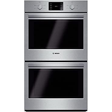 Bosch HBL5551UC 500 30 Stainless Steel Electric Double Wall Oven